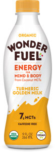 WHOLE TURMERIC ROOT + GINGER + MCT's for a GOLDEN EXPERIENCE